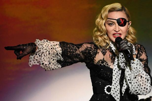 Мадона обиколи пет държави в разгара на пандемията