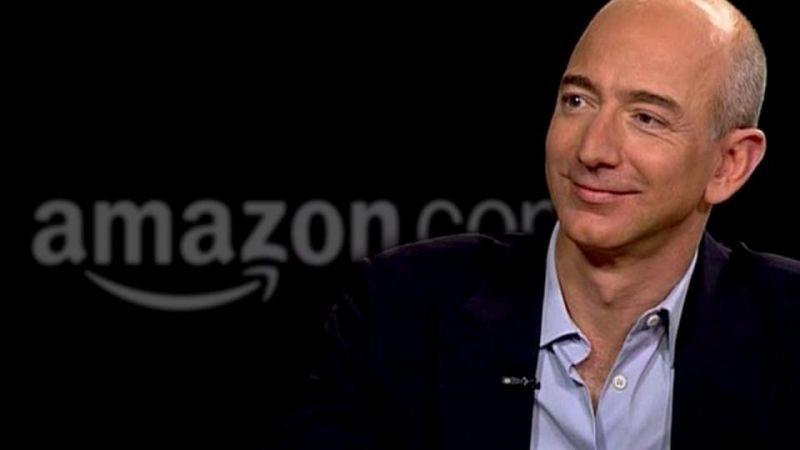 Безос напуска поста главен изпълнителен директор на Amazon