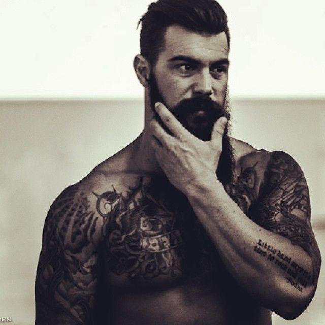 Мъжете с бради са по-добри продавачи