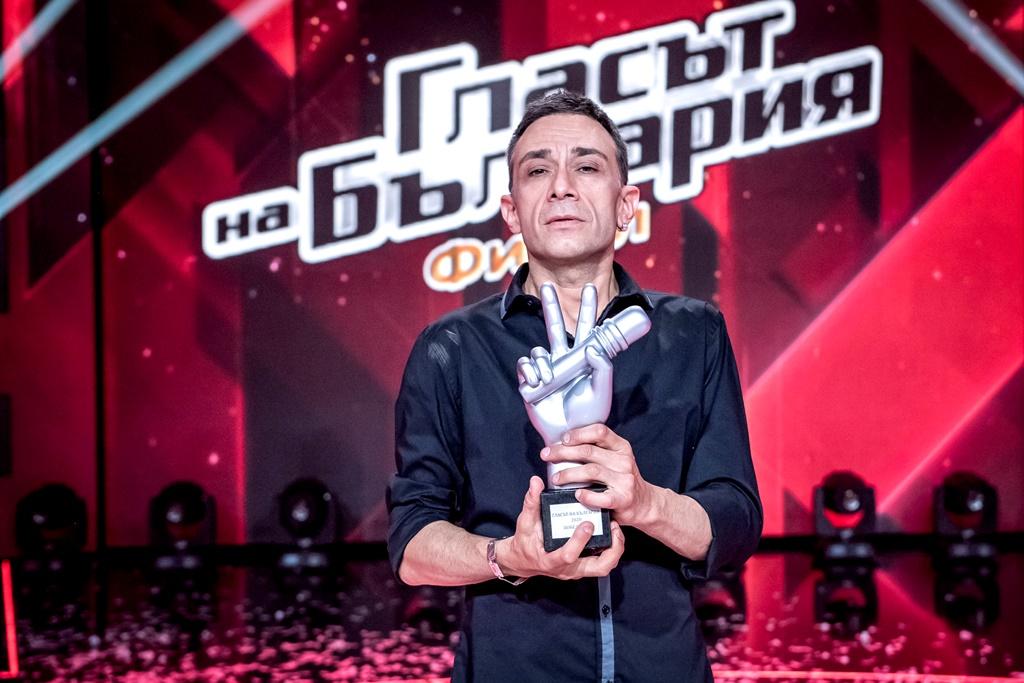 "Георги Шопов стана новият ""Глас на България"" пред 1 454 000 зрители"