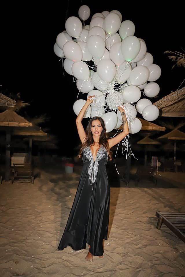 200 балона полетяха в небето за рождения ден на Татяна