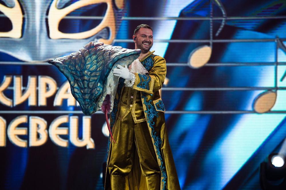 """Борис Солтарийски се раздели с  """"Маскираният певец"""""""