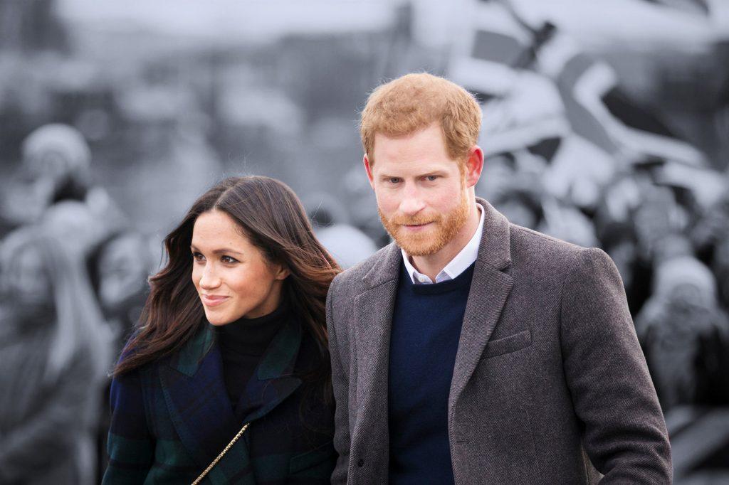 Хари и Меган почетоха паметта на принц Филип