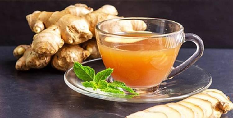Чай с джинджифил за дълголетие и предпазване от рак