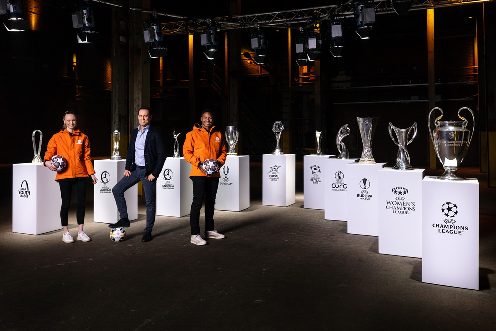 Шампионската лига с още един нов спонсор