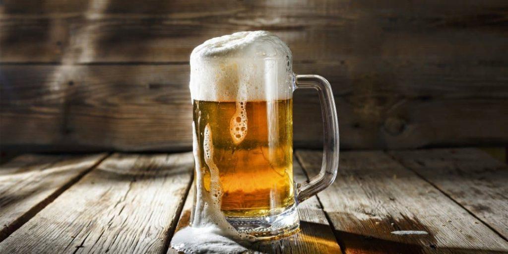 Консумацията на бира е полезна за здравето