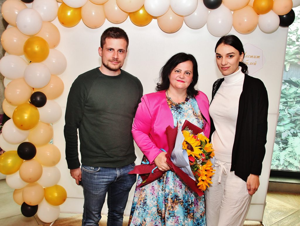 Блясък и благотворителност – така отбеляза своя юбилей  адв.Ирина Палева