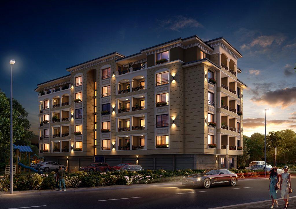 Пловдив е основен конкурент на София в луксозното строителство