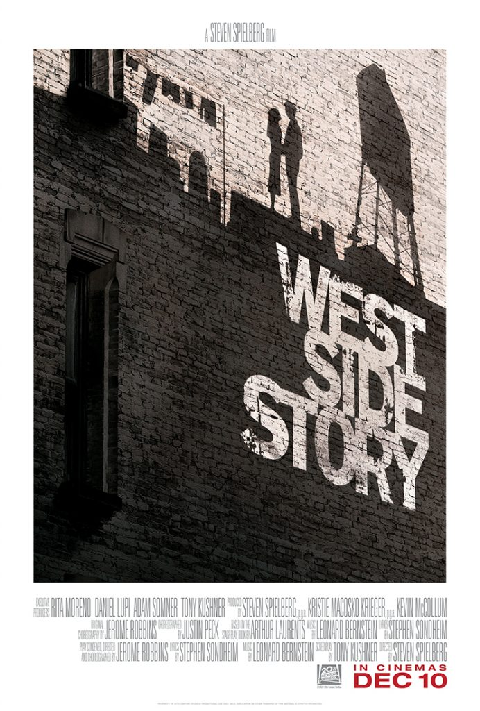 """""""Уестсайдска история"""" оживява в кината, под режисурата на Стивън Спилбърг"""
