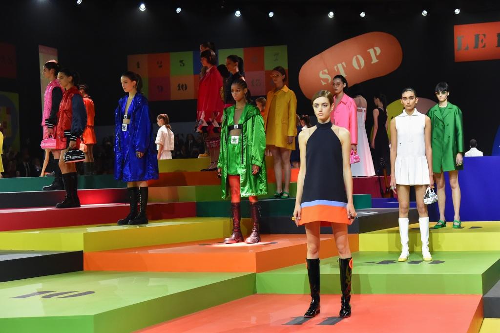 Dior представи колекцията си на Седмицата на модата в Париж