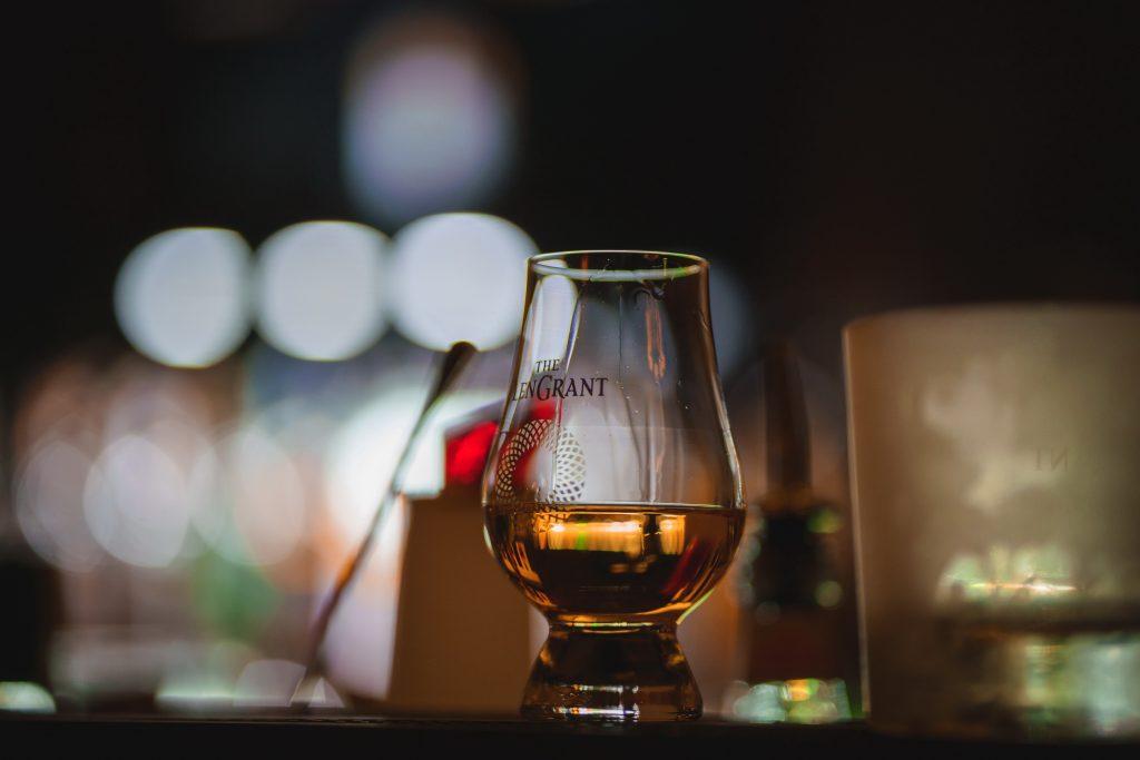 Дестилерията The GLEN GRANT представи в София изключително 60-годишно едномалцово уиски