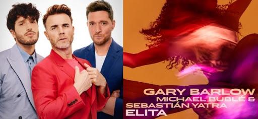Гари Барлоу от Take That ще пее заедно с Майкъл Бубле