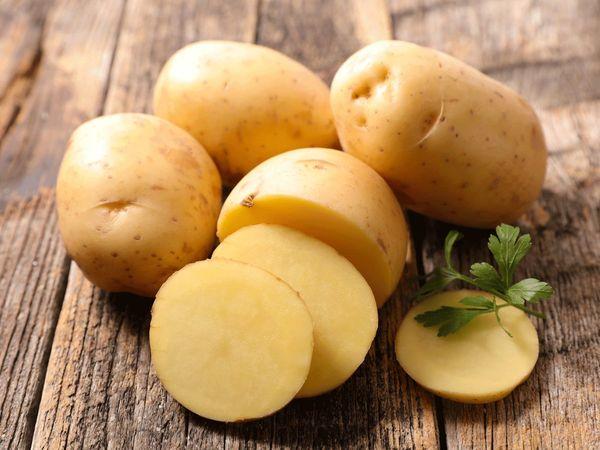 Картофите предотвратяват хипертония