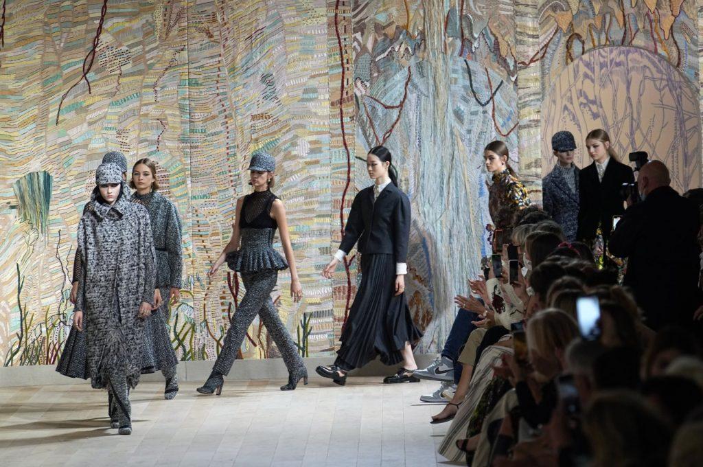 Показаха пред отбрана публика новата колекция на Dior