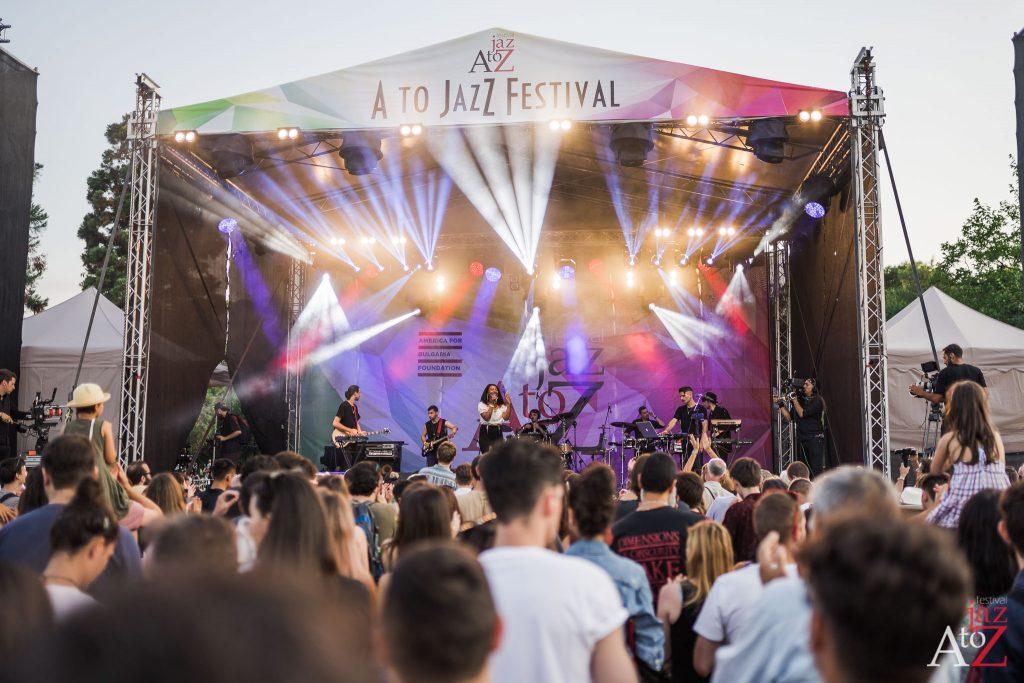 Този уикенд очакваме най-мащабния фестивал A to JazZ