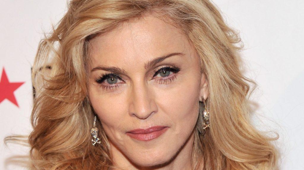 Мадона отпразнува рождения си ден в Италия