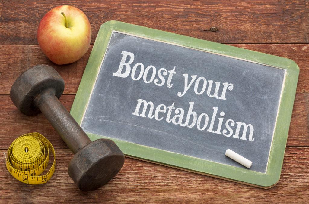 Кога метаболизмът е най-бърз?