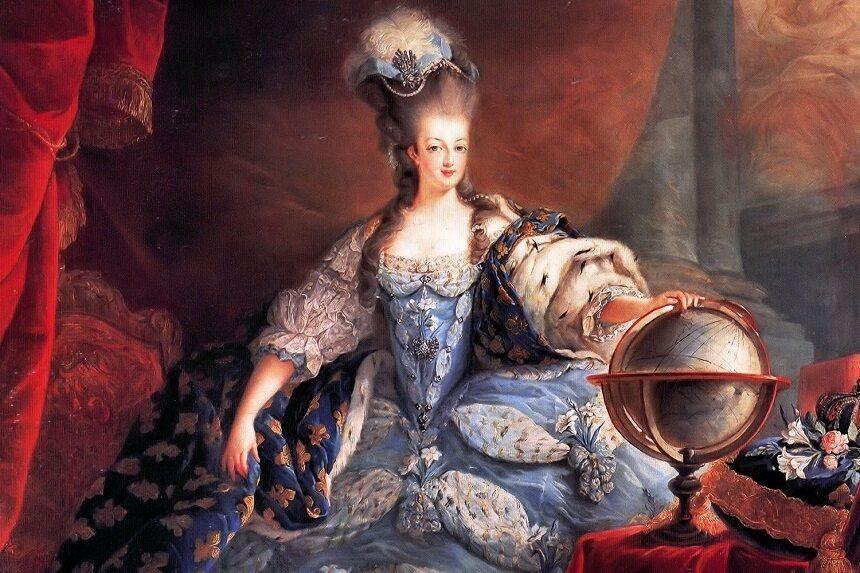 Уникални бижута на Мария-Антоанета на търг